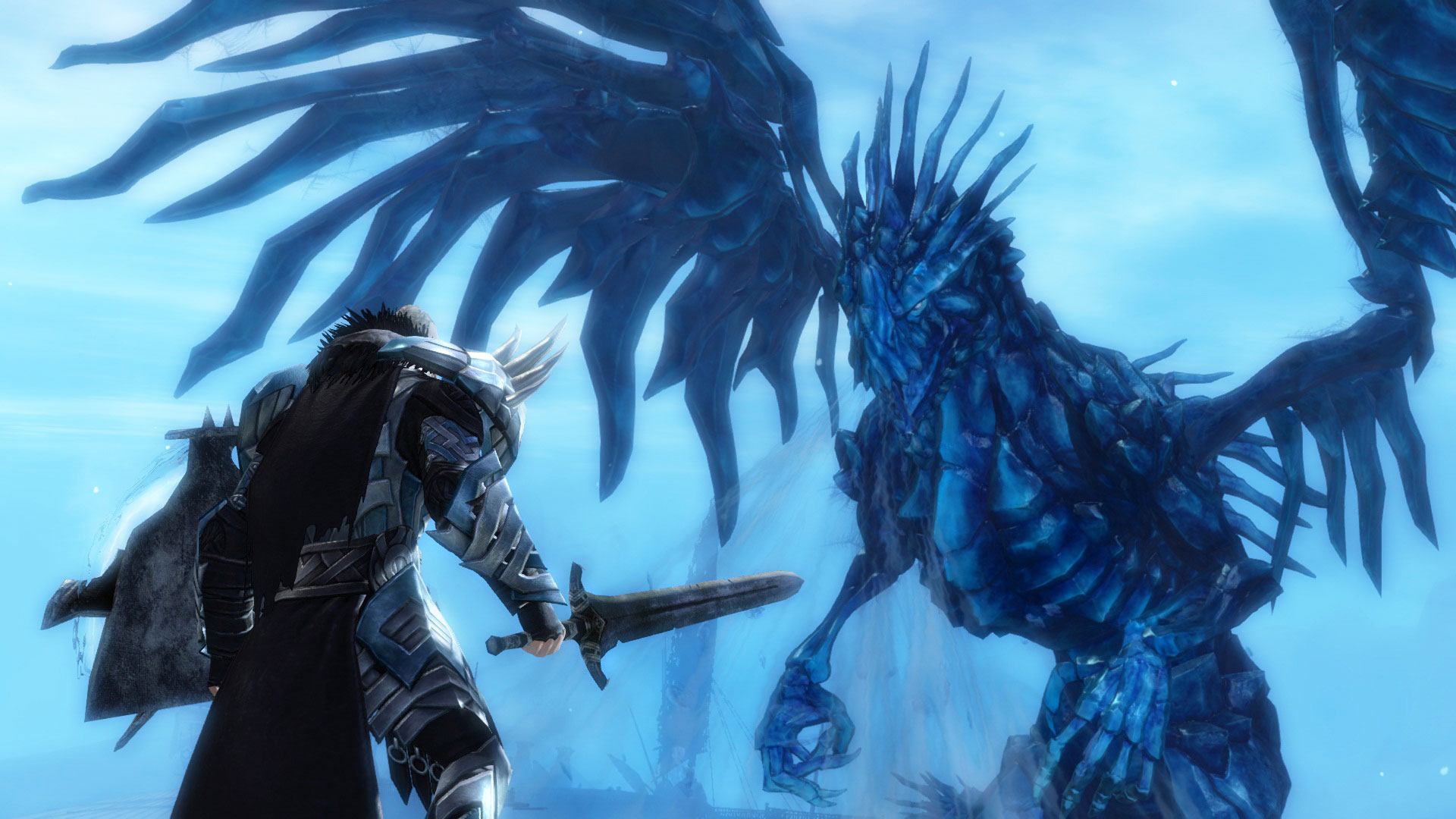 world bosses guide claw of jormag for guild wars 2 gold hunters